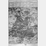 Chasses du Roi - Carte de Fontainebleau (Taille Douce)