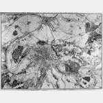 Carte ancienne - Carte Militaire des Environs de Paris