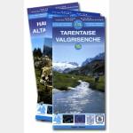 Carte ASF - Saint-Bernard / Mont-Blanc