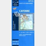 Cayenne (Guyane) (Gps)