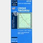 Crique Tibourou (Gps)