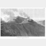 MONTE-LEGINO vue des hauteurs - 11 avril 1796