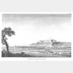 TORTONE vue de la ville et de la citadelle