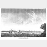 CREMONE vue de la ville - 12 mai 1796