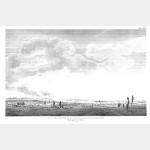 CASTIGLIONE vue des hauteurs et de la plaine - 5 août 1796