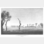 MARENGO  vue de la bataille le Général Desaix expirant - 14 juin 1800