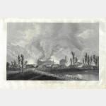 BIGNASCO incendie du bourg par les habitants - 24 mai 1796