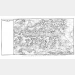 CRAONNE bataille (7-3-1814) format 96 cm x 47 cm