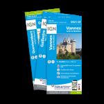 Pack : GR®65 de Cartes IGN 1:25.000 - 2/4 - 2e tronçon du Puy-en-velay à Guirande