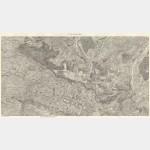 Chasses du Roi - carte de Versailles