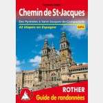 ROTHER CHEMIN ST JACQUES EN ESPAGNE (Guide)