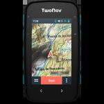 TwoNav GPS Cross - Face