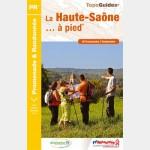 La Haute-Saône à pied - D070 - recto