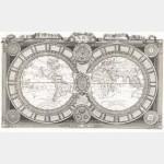 Le Monde connu 1688