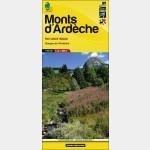 Carte Didier Richard - Monts d'Ardèche
