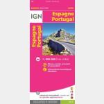 Espagne - Portugal - Recto