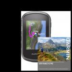Garmin Etrex Touch 35 + Garmin Topo France v5 Pro