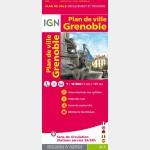 72516 - Plan de Grenoble