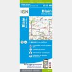 1222SB - Blain / Nort-sur-Erde - Recto