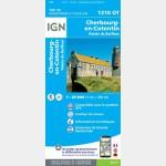 1310OT - Cherbourg/Pointe de Barfleur (Gps) - Recto