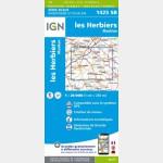 1425SB - Les Herbiers / Mauléon - Recto.jpg