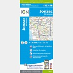 1533SB - Jonzac / Mirambeau - Recto