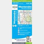 1534SB - Montendre / Saint-Ciers-sur-Gironde - Recto
