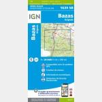 1639SB - Bazas / Grignols - Recto