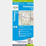 1645SB - Pontacq / Ossun / Ger  - Recto