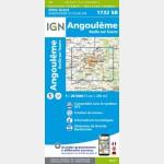 1732SB - Angouleme / Ruelle-sur-touvre - Recto