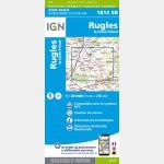 1814SB - Rugles/La Ferté-Frénel  - recto