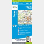 1822SB - Tours/Langeais- recto