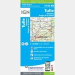 2134SB - Tulle/Donzenac/Gorges de la Vézère - Recto