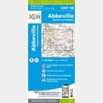 ABBEVILLE.DOMART-EN-PONTHIEU (Carte)