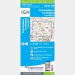 CREVECOEUR-LE-GRAND.GRANDVILLIERS (Carte)