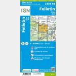 2331SB - Felletin/Crocq/Giat - recto
