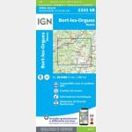 2333SB - Bort-les-Orgues/Neuvic - recto