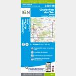 Charenton-du-Cher / Valigny / Forêt-de-Tronçais recto