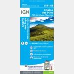 Chaîne des Puys/Pnr des Volcans d'Auvergne (Gps)