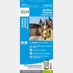 2722ET - Avallon/Vezelay/PNR du Morvan