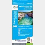 Bagnols-Sur-Ceze - Pont-Saint-Esprit - Forêts de Valbonne et de Mejannes