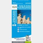 Forêts de Verdun et du Mort-Homme/Champ de Bataille de Verdun (Gps)