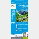 Villard-De-Lans/Mont Aiguille/Pnr du Vercors (Gps)