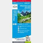 3236OTR - Villard-De-Lans/Mont Aiguille/Pnr du Vercors (Résistante)