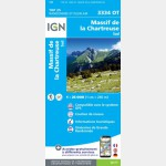 Massif de la Chartreuse Sud/Saint-Pierre-De-Chartreuse/Villard-Bonnot (Gps) (Carte)