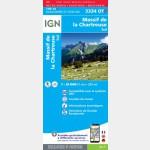 3334OTR - Massif de la Chartreuse Sud (Résistante)