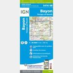 3416SB - BAYON.FLAVIGNY-SUR-MOSELLE - recto