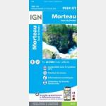 3524OT - Morteau/Saut du Doubs - recto