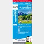 3538ETR - Aiguille de Chambeyron/Cols de Larche et de Vars - recto