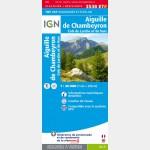 TOP25 Aiguille de Chambeyron/Cols de Larche et de Vars (Gps) - Résistante - recto